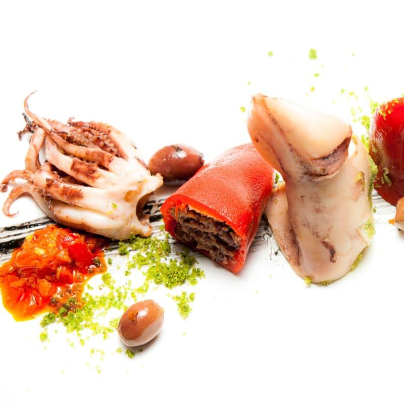 Totani and squid
