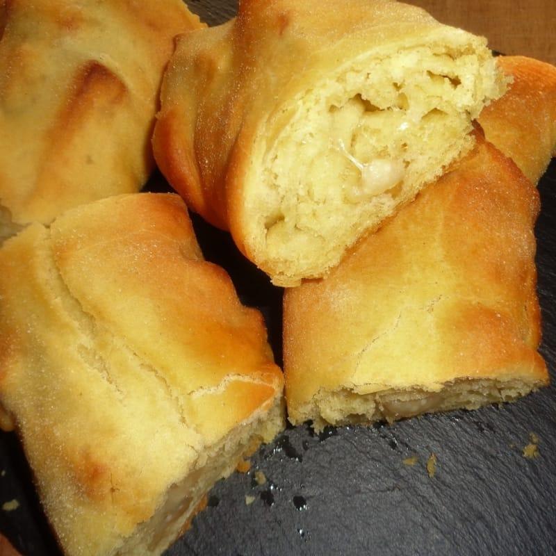 Pan y parmesano
