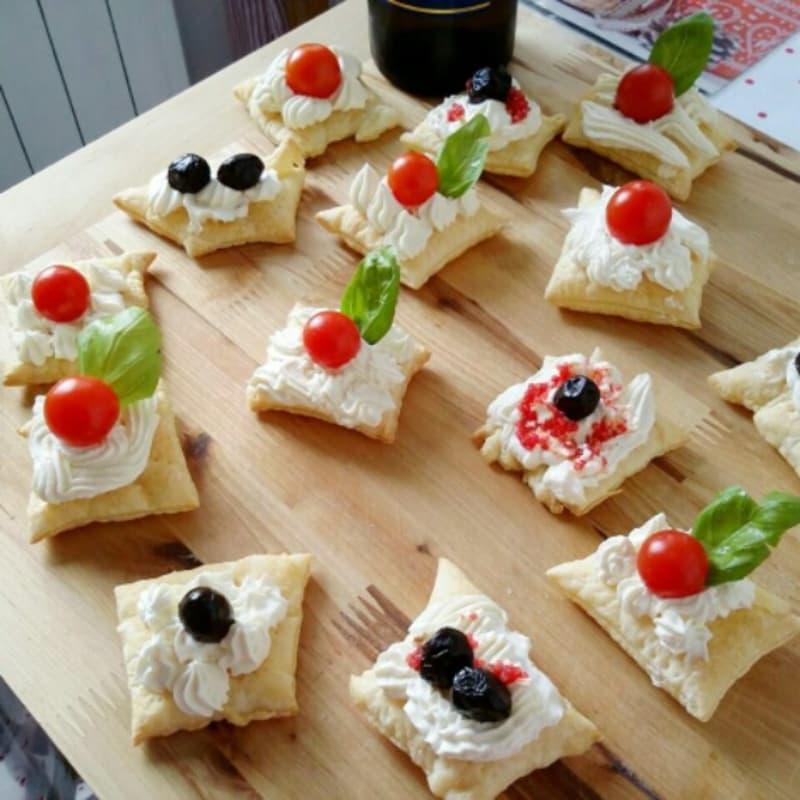 pasticcini salati