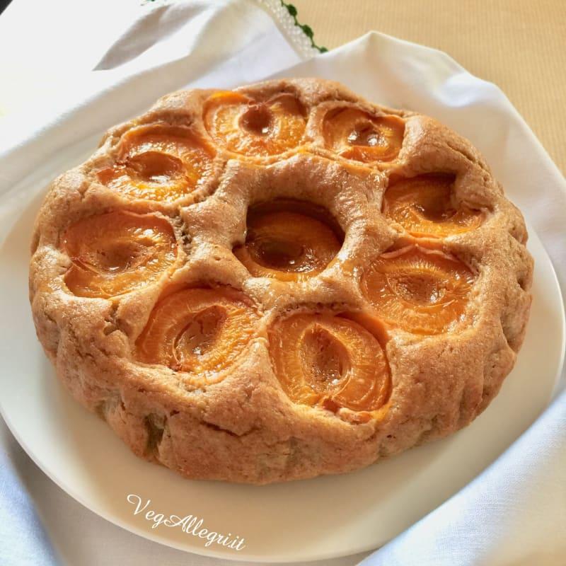 Torta integral con albaricoques