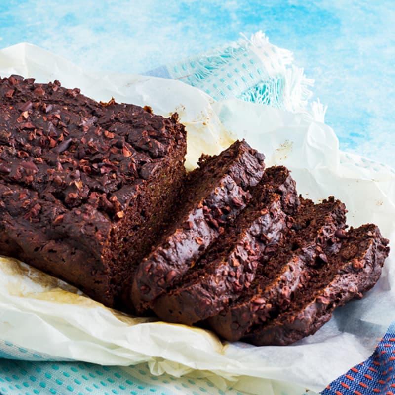 Torta al cioccolato in versione light