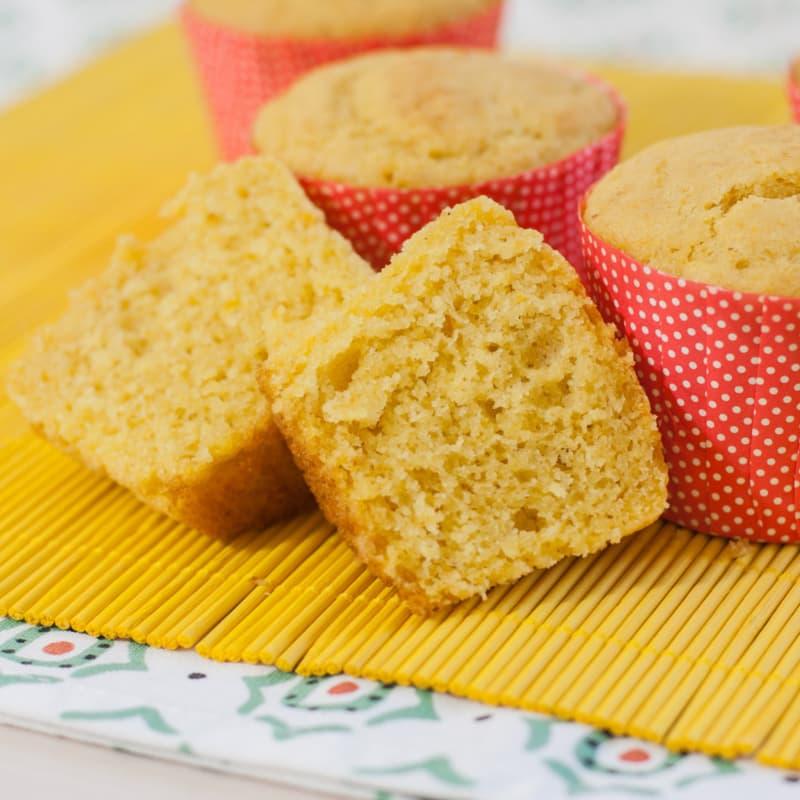 Muffin alle albicocche!