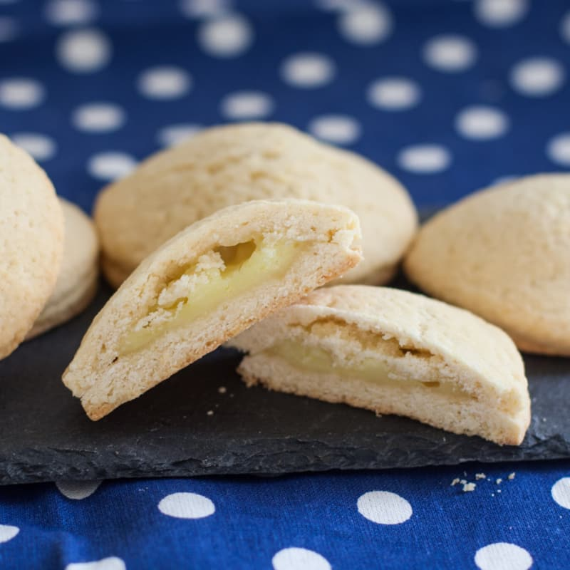 Grisbì with lemon!