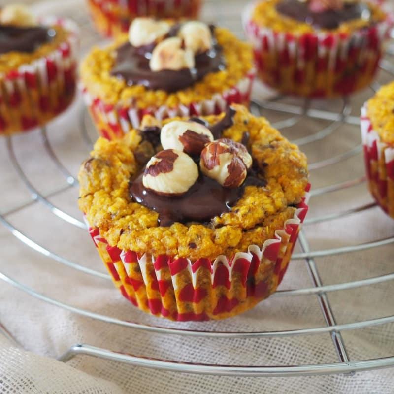 I muffin di Lory Vegan e senza zucchero