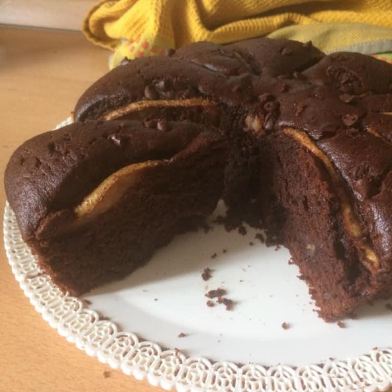 Torta pere e cioccolato 2.0