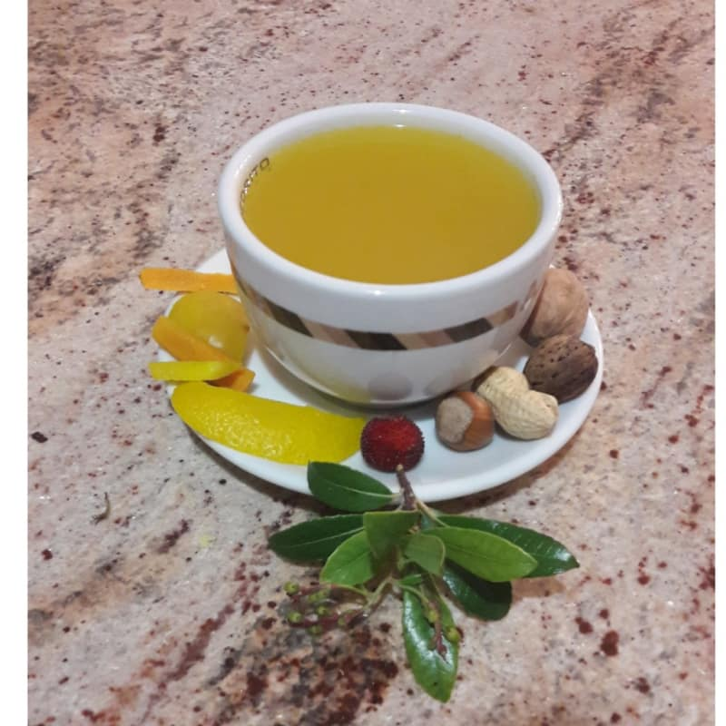 Tisana homemade