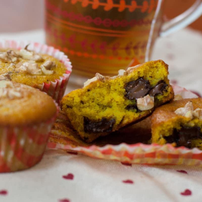 Muffin cioccozucca!