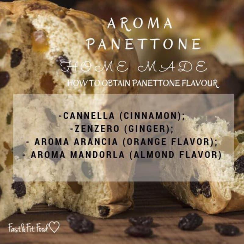 Aroma Panettone homemade
