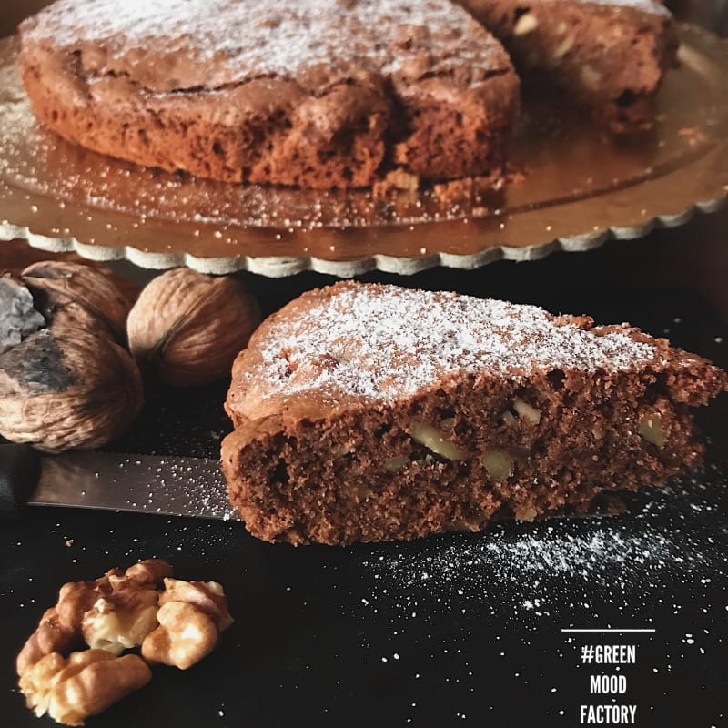 Torta Cioccolato E Noci, conoscete abbinamento migliore ???
