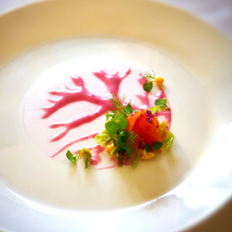Vegan recipe all Pink