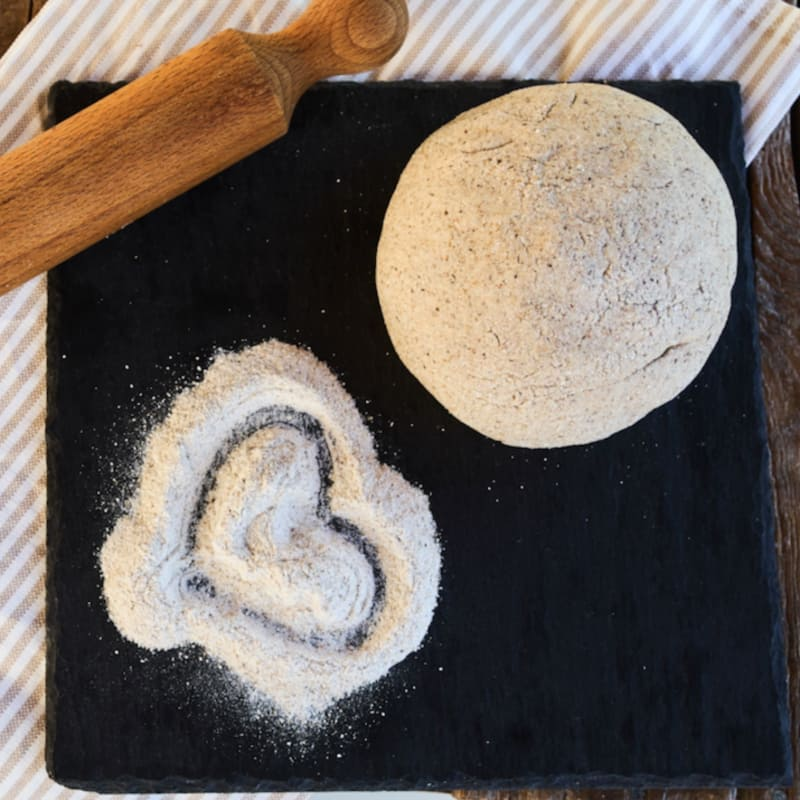 Pasta Fresca con Albumi