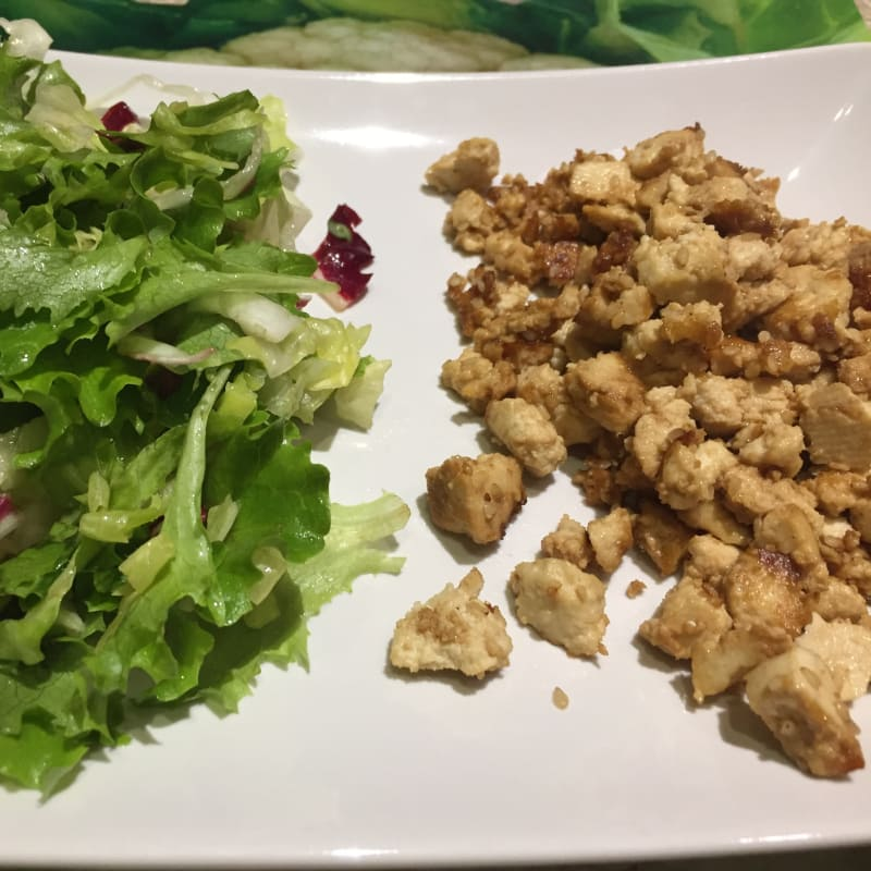 Tofu Revuelto