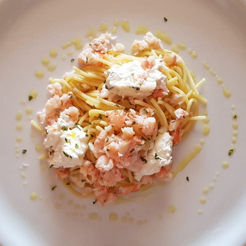 Spaghetti Gourmet.