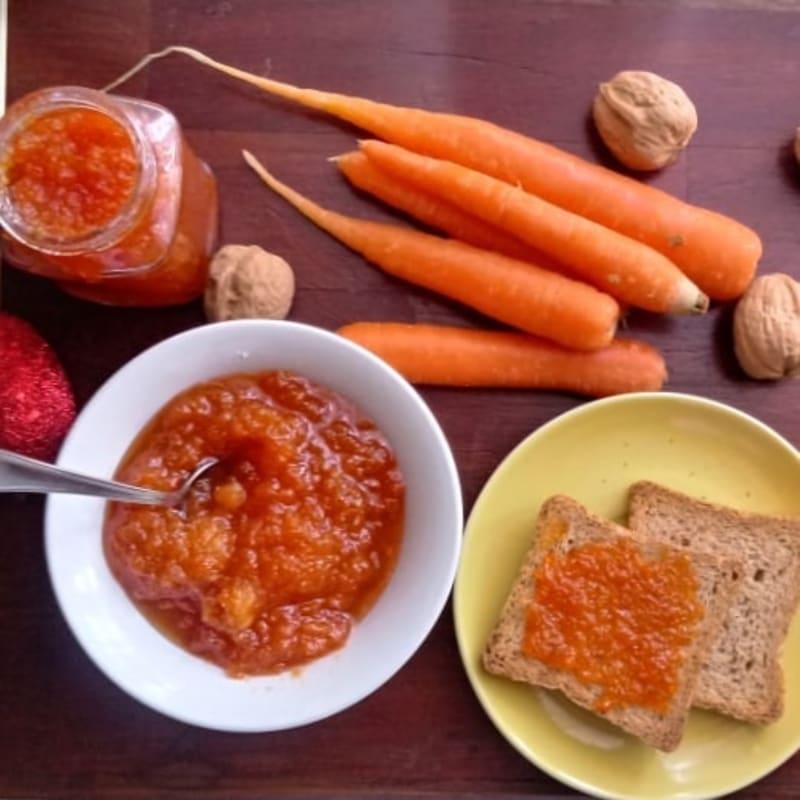 Mermelada de zanahoria