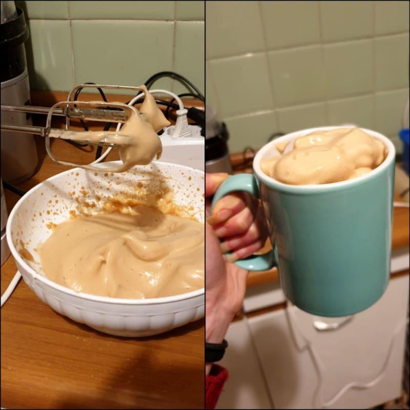 Spumone al caffè 0 kcal!