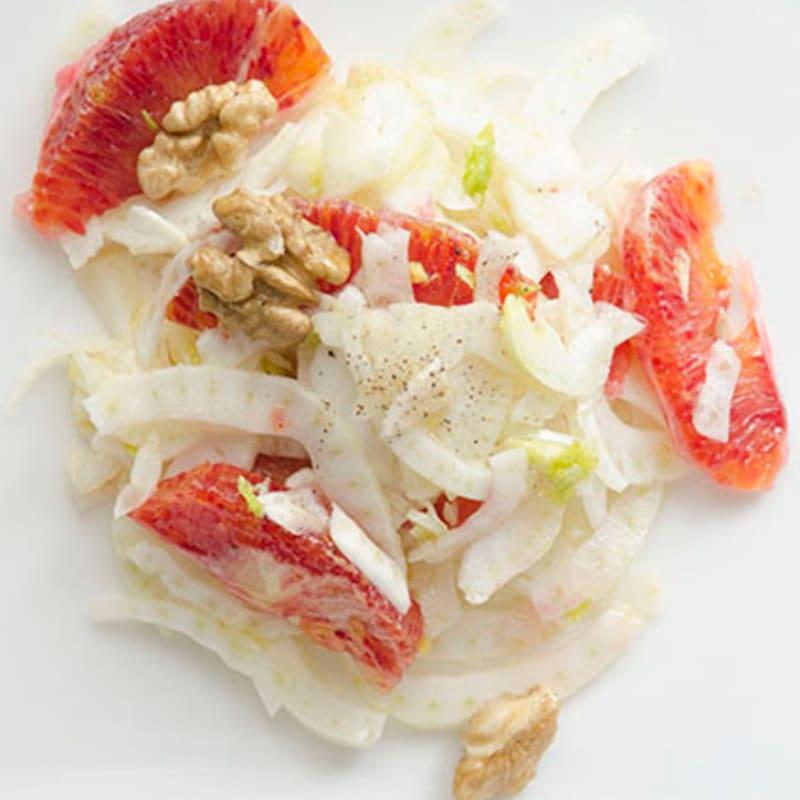 Ensalada De Naranja Y Hinojo