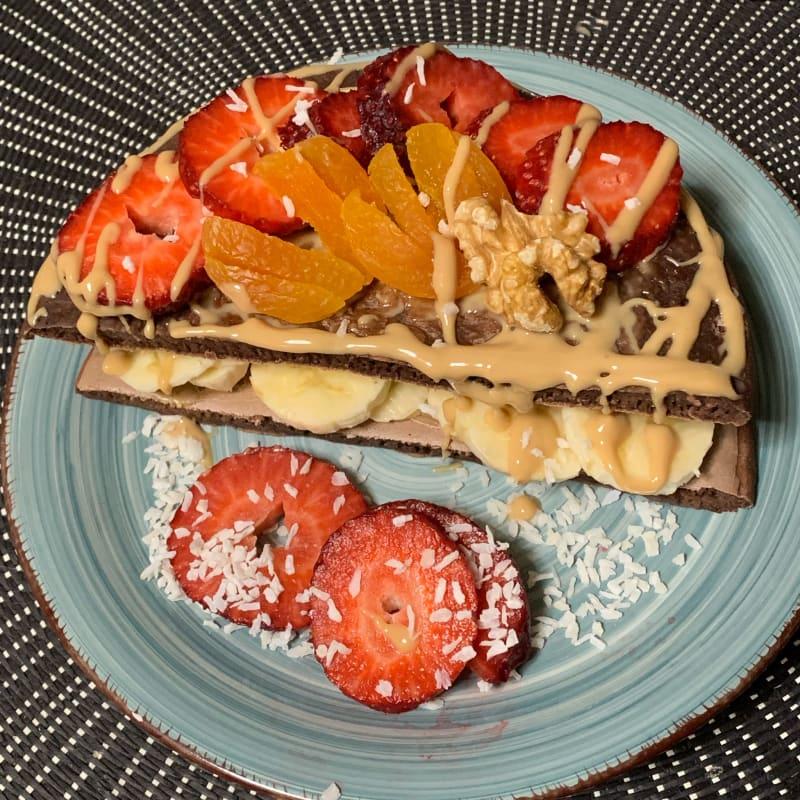 Pancake e frutta