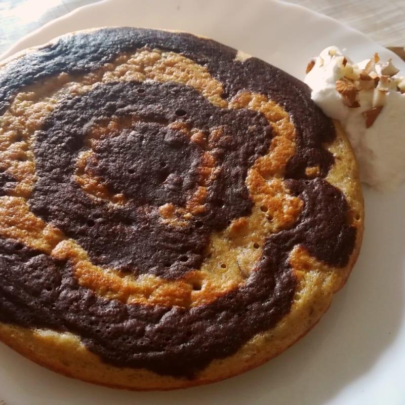 Pancake zebrato
