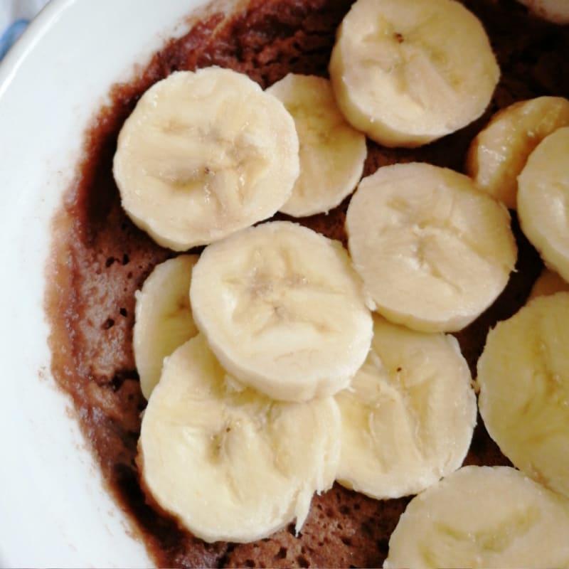 Mugcake ciocco