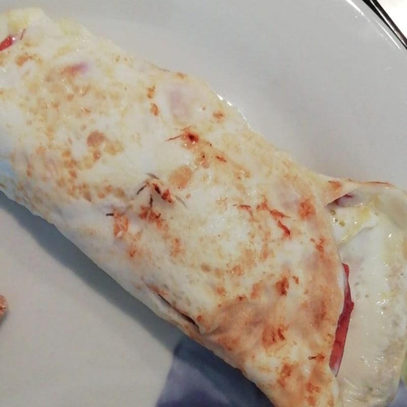 Las claras de huevo caben tortilla