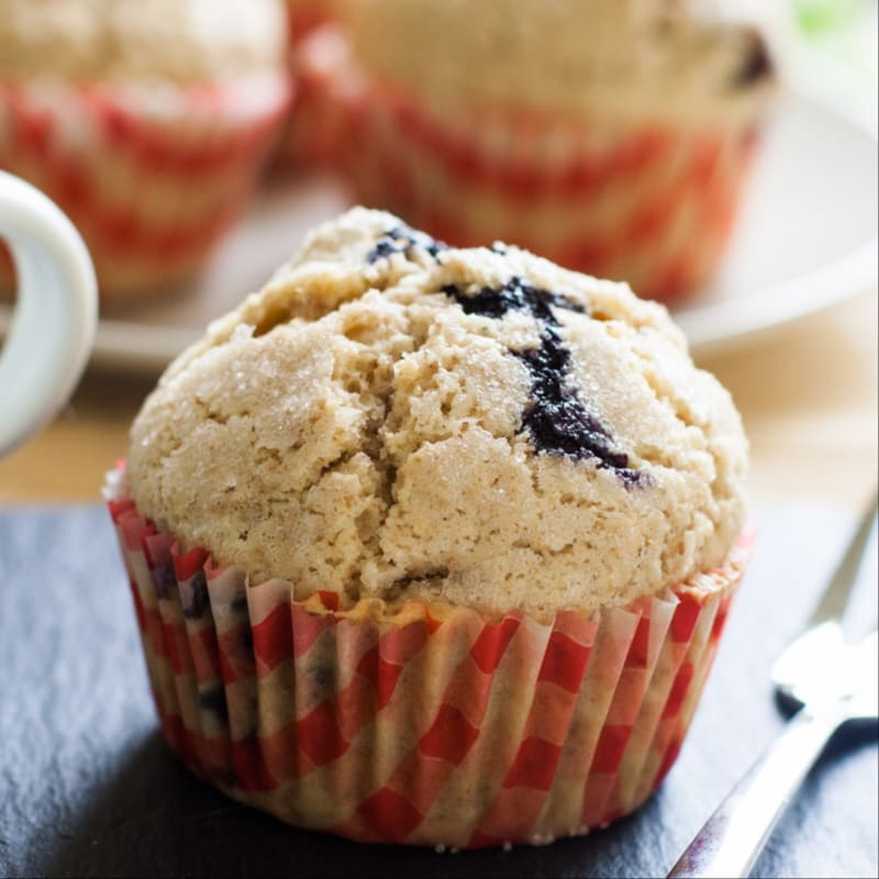 Blueberries muffin!