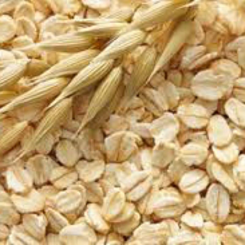Almond oat cookie