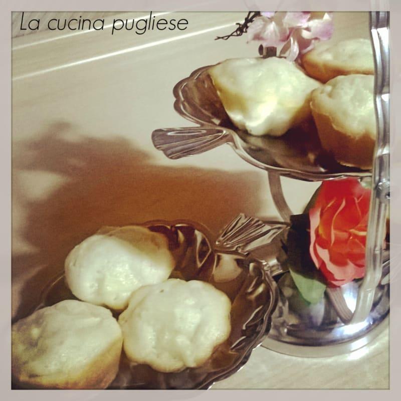 Muffin alle mele senza uova e senza burro