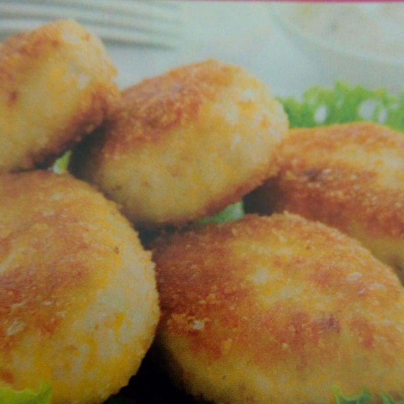 Polpette di pollo e patate