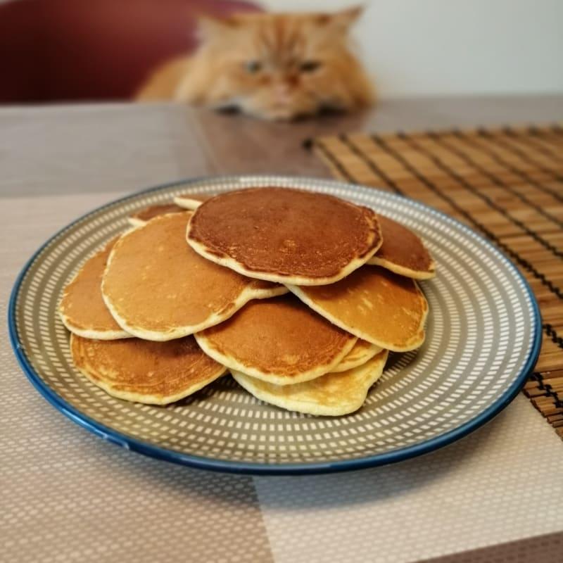 Pancakes without sugar