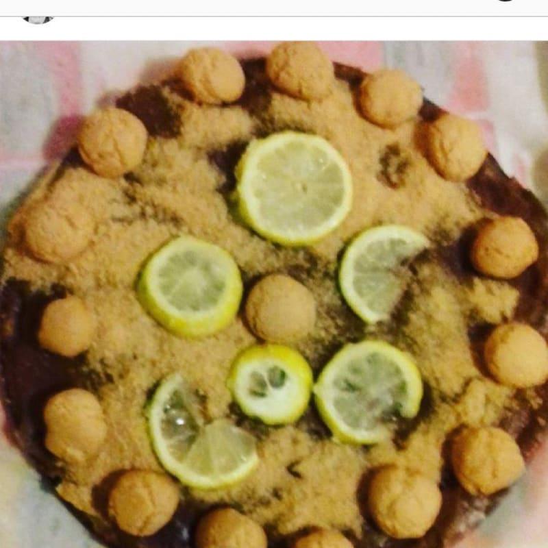 Surprising cake