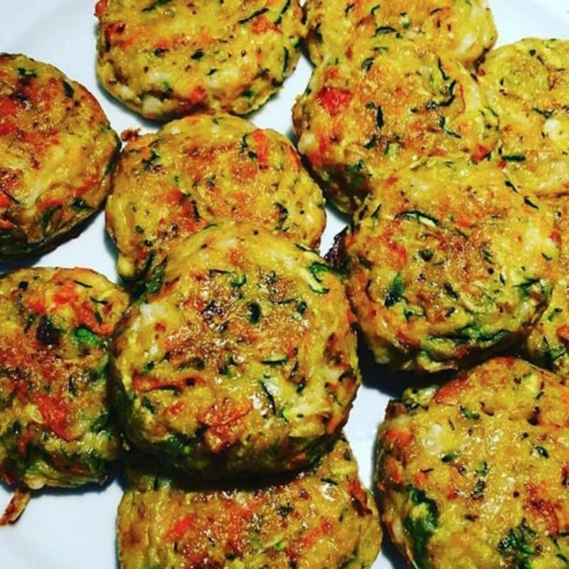 Vegetable meatballs