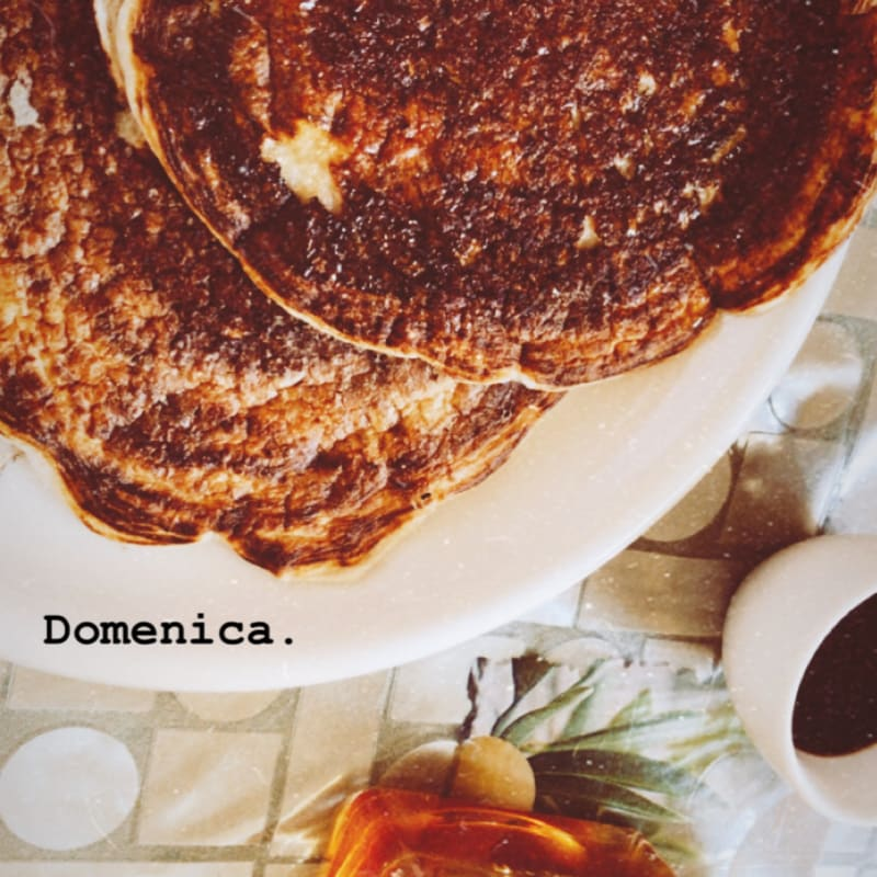 Protein pancakes that goodness !!!