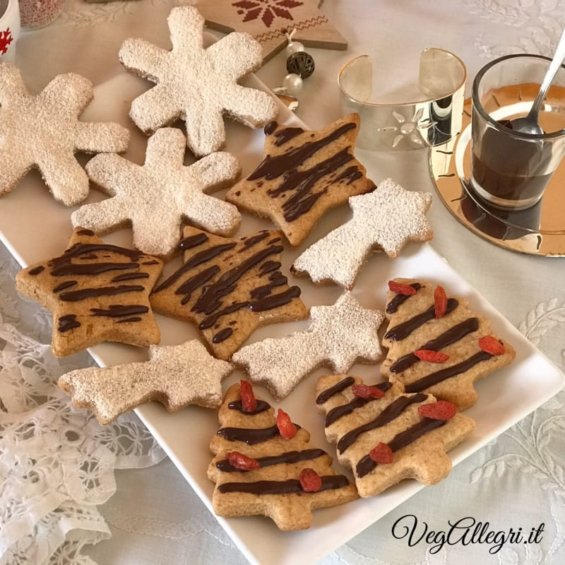 Lemon And Star Anise Biscuits (sugar free)