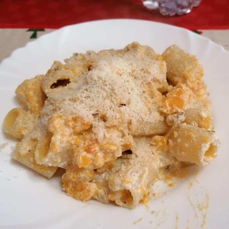Pasta ricotta e noci