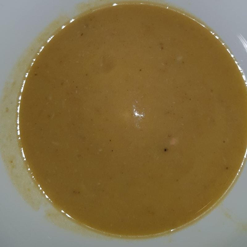 Zuppa di patate e ceci