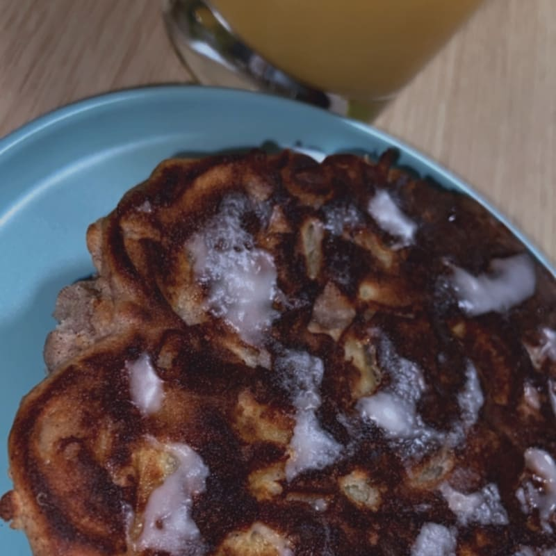 Tortino alle mele senza glutine