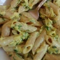 Ricetta correlata Pasta with zucchini cream