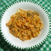 Ricetta correlata Cavatelli of Apulia forest