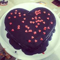 Ricetta correlata Cuore di cioccolato