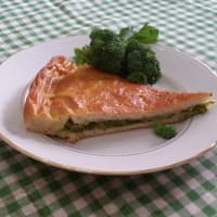 Ricetta correlata Focaccia stuffed with turnips and mozzarella