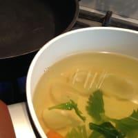 Foto preparazione Rice Sartù of split pea soup