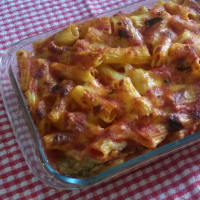 Ricetta correlata Pasta with vegetarian baked