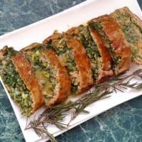 Ricetta correlata Arrosto ripieno di carne e spinaci