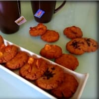 Ricetta correlata rustic Rice Biscuits