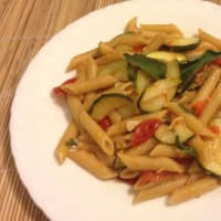 Ricetta correlata Penne with vegetables