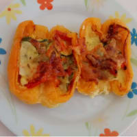Ricetta correlata Peppers stuffed vegetarian
