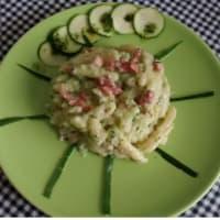 Ricetta correlata Cavatelli con ragù verde e pancetta