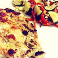 Ricetta correlata Pollo speziato e verdure