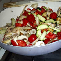 Foto preparazione Ortolana arricchita