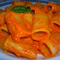 Ricetta correlata Crema di peperoni e panna